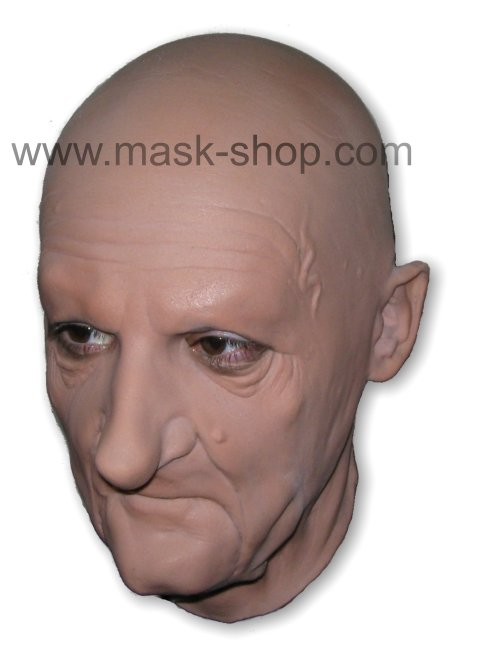 photorealistic masque