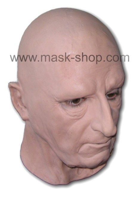 lifelike latex mask